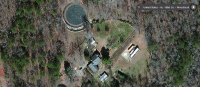 Archive satellite view of the property