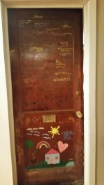 full size picture of Cheryl's door